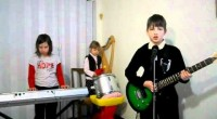Rammstein Sonne (cover) - Children Medieval Band