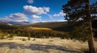 Yosemitský národní park - HD timelapse